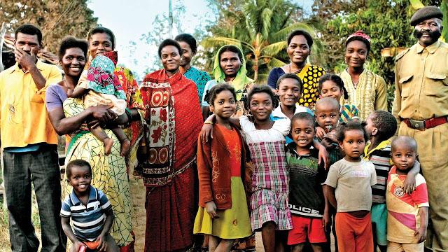 Siddis India