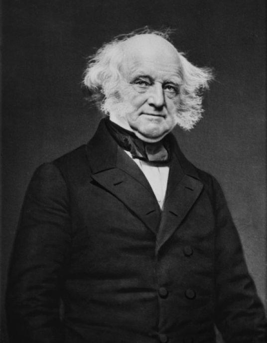 Maertin Van Buren, elezioni 1836