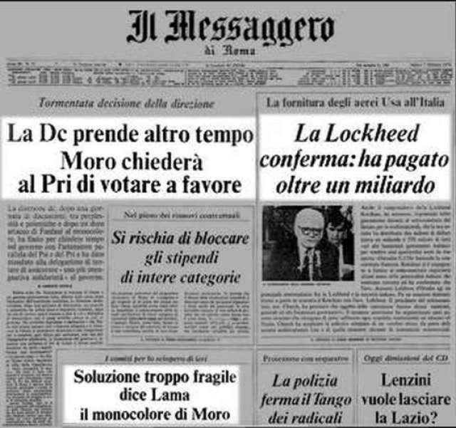 Scandalo Lockheed